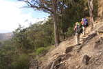 Byangee Walls - Budawangs hiking up to top of Byangee Walls<div style='float: right;'>[2009:06:20 13:19:11] [20090619-BYANGEE-20090620-13.jpg]</div>