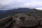 Byangee Walls - Budawangs hiking up to top of Byangee Walls<div style='float: right;'>[2009:06:20 15:28:53] [20090619-BYANGEE-20090620-17.jpg]</div>