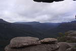 Byangee Walls - Budawangs hiking up to top of Byangee Walls<div style='float: right;'>[2009:06:20 15:30:04] [20090619-BYANGEE-20090620-18.jpg]</div>