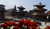 Nepal 2015 - Back in Kathmandu and relaxing in the sun<div style='float: right;'>[2015:10:20 13:57:55] [2015NEPAL-20151020-01708.jpg]</div>